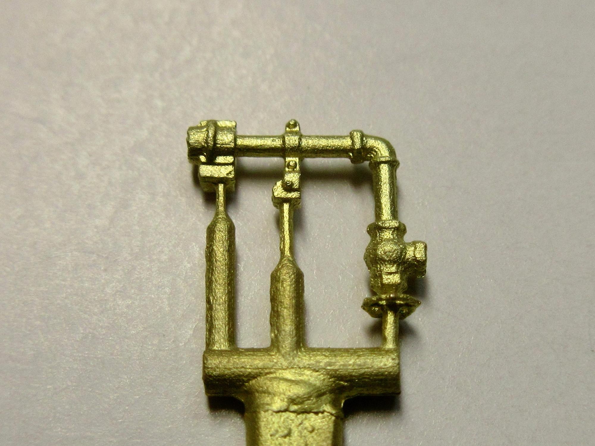 蒸気暖房管